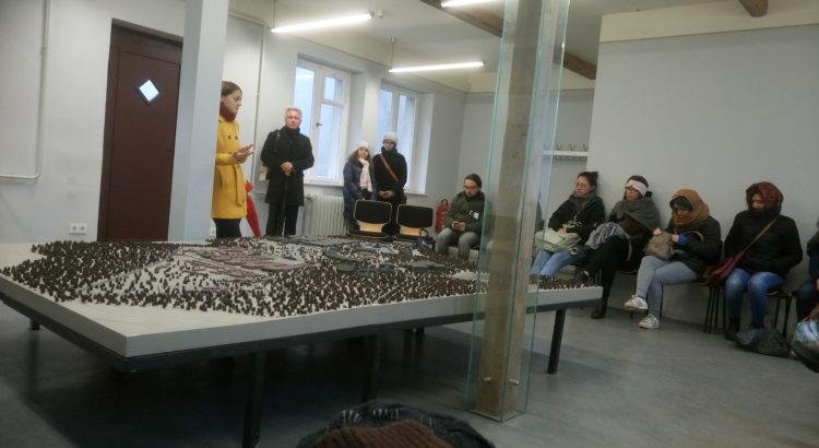 Führung durch Buchenwald