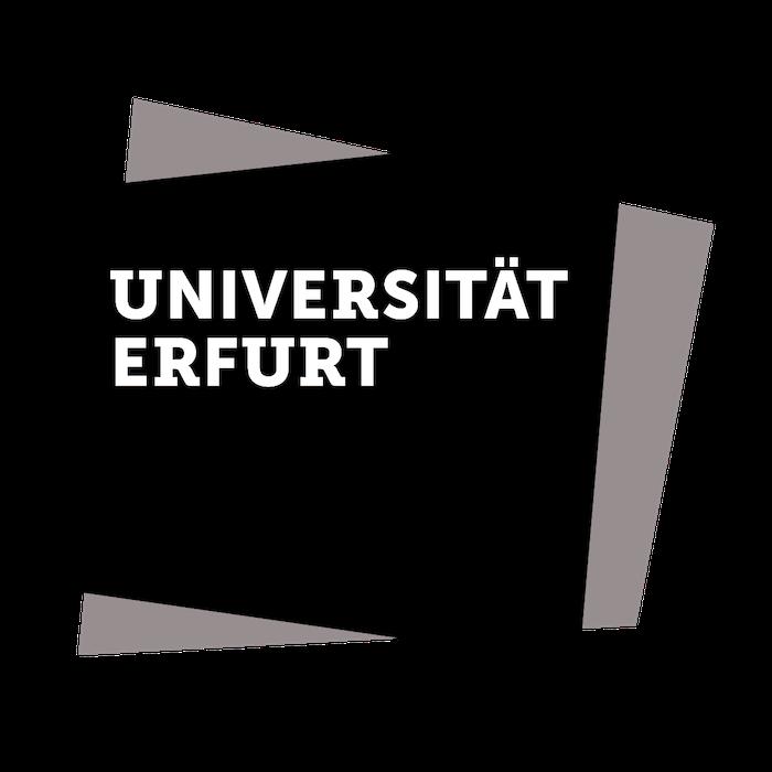 Logo der Universität Erfurt